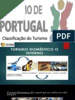 Classificação Do Turismo OPERADOR TUR
