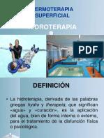 hidroterpia