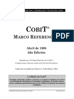 Cobit 2.- Marco de Referencia