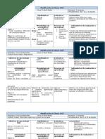 Planificación (II Nivel) Agosto Ciencias 2017 (2)