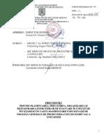 Procedura 164433 Evacuare Unitati Invatamant 2015