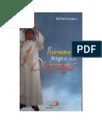 Kwatera, Michael - El Ministerio Liturgico de Los Diaconos
