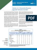 Informe Tecnico n03 Producto Bruto Interno2017ii