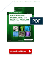 Merrills Atlas of Radiographic Positions and Radiologic Procedures, Volume One