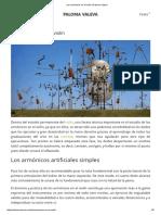 Los Armónicos en El Violín _ Paloma Valeva