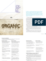 Organizational v Organic Church