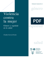 Violencia de La Mujer