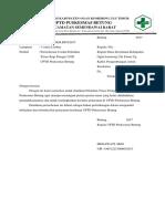 9.1.3 Surat Permohonan Pelatihan