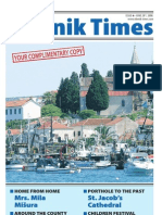 The Sibenik Times, June 28th
