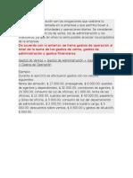 GASTOS DE OPERACIÖN (Estudio Econónico).docx