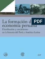 La formación de la economía peruana. Distribución y crecimiento en la historia del Perú y América Latina - Hunt, Shane.pdf