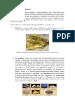Recursos Mineros Del Ecuador