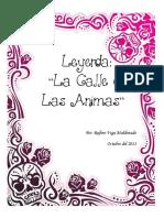 LEYENDA La Calle de Las Ánimas