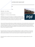HOLLAINHOF, Viviendas sociales | habitatge col·lectiu 1