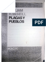 Plagas y Pueblos. William H. McNeill