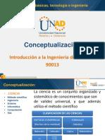ConceptualizaciónCienciaeIngeniería
