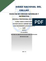 Trabajo Rayos X - Ley de Bragg - Metodo Laue - Dionisio