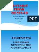 Penyuluhan PTM