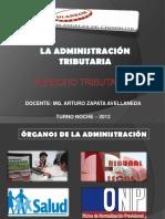 Administracion Tributaria 2012