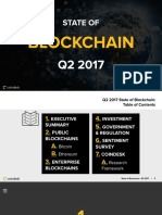 State of Blockchain Q2 2017