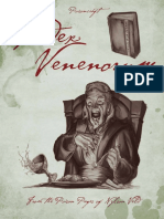 d20 4e One Bad Egg Poisoncraft the Codex Venenorum
