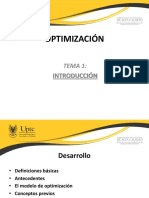 Optimización 2017 TEMA 1