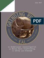 Grinding Rhino