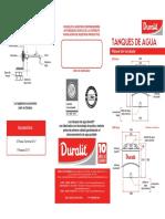Tanque Duralit 500 Lts