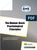 13 Human Psychology Principles