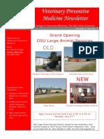V Pm Newsletter Summer 2005