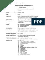 1. Ficha Tecnica - ChIPPA