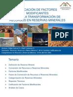 3 - Aplicacin de FM para la Conversin de Recursos en Reservas Minerales-Rev 1.pdf