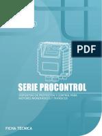 Serie Procontrol Ft