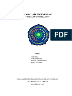OPTHALMIC MAKALAH