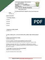 Redes Direccion Ip