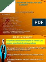 Gramatica La oraci%F3n y sus componentes.ppt