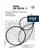 MAA  Hungarian Problem Book II 1906-1928.pdf