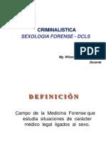 SEXOLOGIA-FORENSE-Y-DCLS-CRIMINOLOGIA-1.ppt