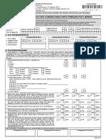 Formulir Pemulihan Polis Individu REV 03 0816(New)