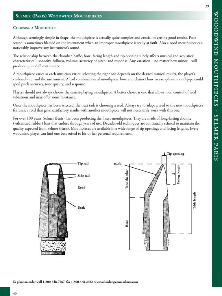 Vandoren LC19M Baritone Saxophone Ligature