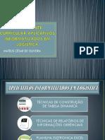 Aplicativos Informatizados em Logística