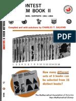 MAA  The contest problem Book 2 (II).pdf