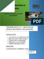 Informe Final n 1 Circuitos Analogicos
