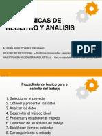 ( j ) Técnicas de Registro y Análisis