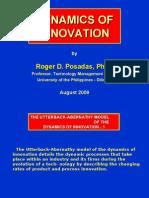 201 Aug 09 Dynamics of Innovation