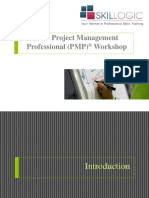 PMP Course Ware Material