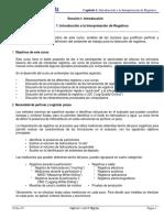 Interpretación de Registros - Capítulos 1 a 2