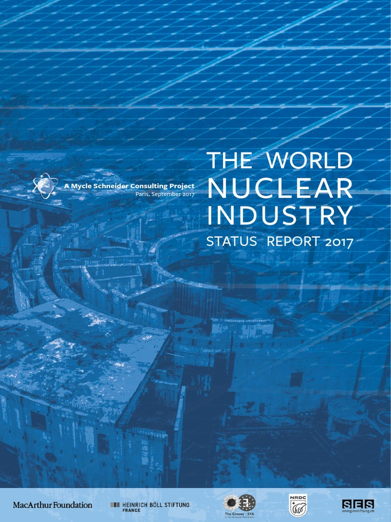 World Nuclear Industry Status Report 2017 [Full Document] | Timeline ...