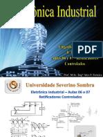 Aula 06 e 07- Eletronica Industrial