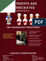 Priest Consecration